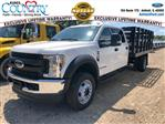 2019 F-450 Crew Cab DRW 4x4, Monroe Stake Bed #AT11234 - photo 1