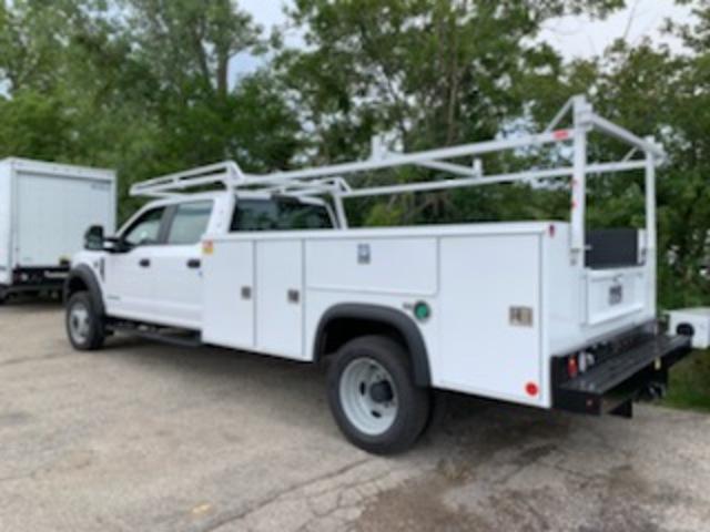 2019 F-450 Crew Cab DRW 4x4, Monroe Service Body #AT11294 - photo 1