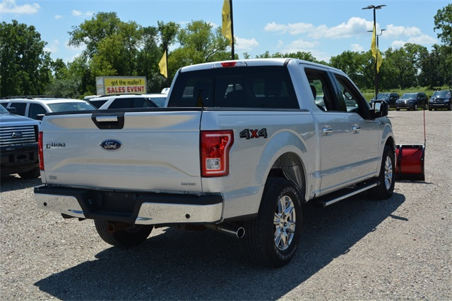 2015 Ford F-150 SuperCrew Cab 4x4, Pickup #AT11299A - photo 1