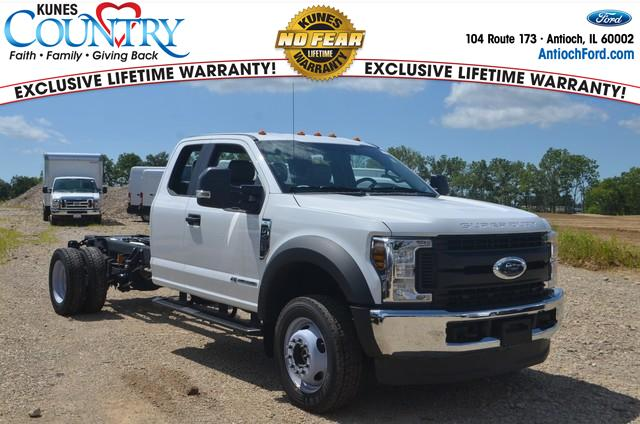 2019 F-450 Super Cab DRW 4x4,  Cab Chassis #AT11301 - photo 1