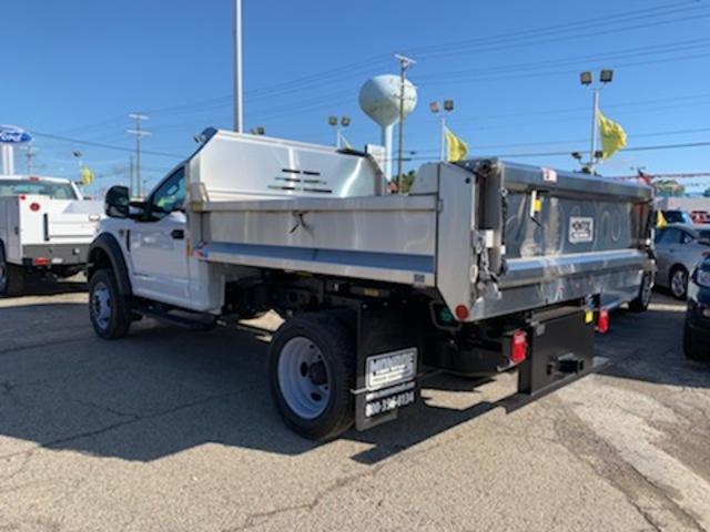 2019 F-550 Regular Cab DRW 4x4, Monroe Dump Body #AT11310 - photo 1