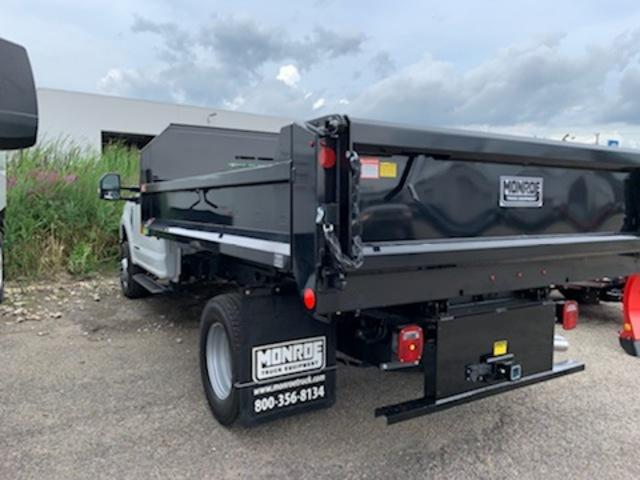 2019 F-350 Regular Cab DRW 4x4, Monroe Dump Body #AT11321 - photo 1