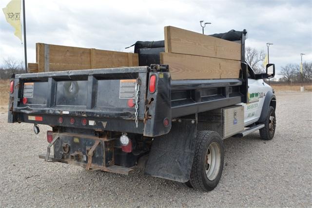 2014 Ram 4500 Regular Cab DRW 4x4, Dump Body #AT11352A - photo 1