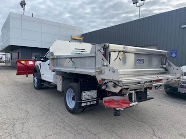 2019 F-550 Regular Cab DRW 4x4, Monroe Dump Body #AT11390 - photo 1