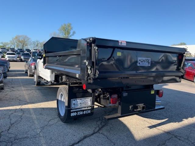 2019 F-450 Super Cab DRW 4x4, Monroe Dump Body #AT11409 - photo 1