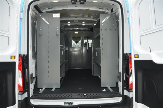 2020 Ford Transit 250 Med Roof RWD, Adrian Steel Upfitted Cargo Van #AT11758 - photo 1
