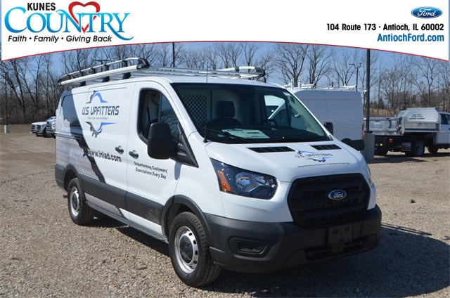2020 Ford Transit 150 Low Roof RWD, Ranger Design Upfitted Cargo Van #AT11772 - photo 1