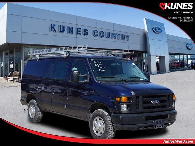 2011 Ford E-250 4x2, Empty Cargo Van #AT12322A - photo 1