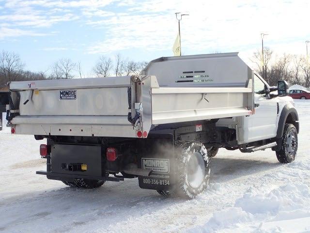 2020 Ford F-600 Regular Cab DRW 4x4, Monroe Dump Body #AT12361 - photo 1