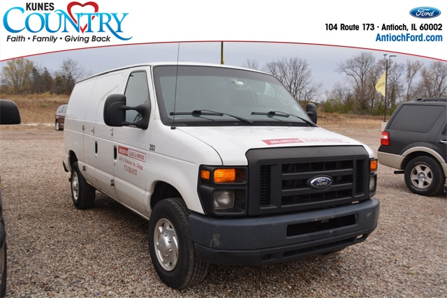 2011 Ford E-250 4x2, Empty Cargo Van #AT12422A - photo 1