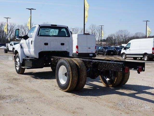 2021 Ford F-650 Regular Cab DRW 4x2, Cab Chassis #AT12470 - photo 1