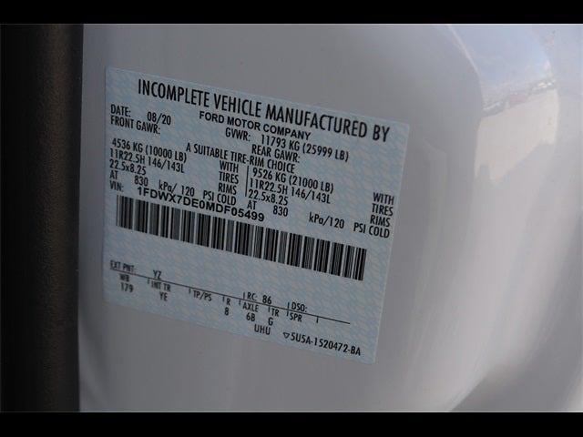 2021 Ford F-750 Super Cab DRW 4x2, Knapheide KMT Mechanics Body #AT12476 - photo 37