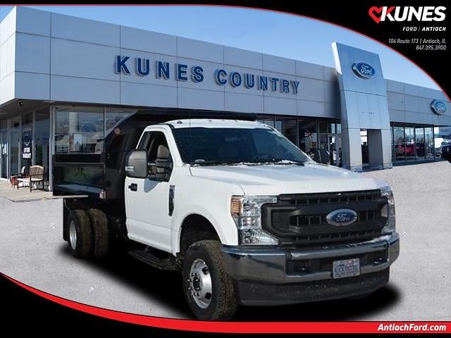 2020 Ford F-350 Regular Cab DRW 4x4, Monroe Dump Body #AT12603 - photo 1