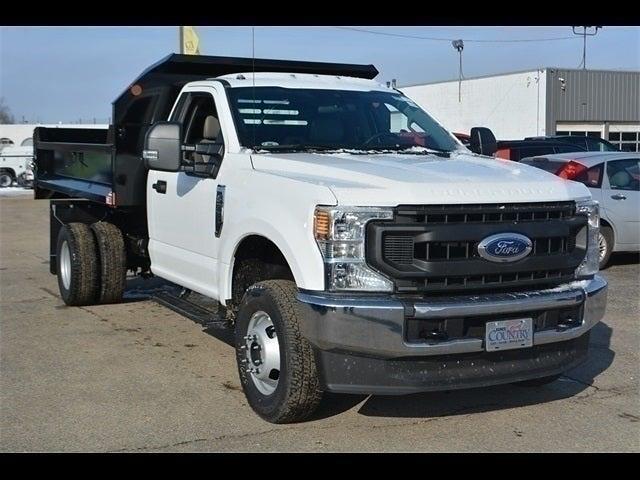 2020 Ford F-350 Regular Cab DRW 4x4, Monroe MTE-Zee Dump Body #AT12603 - photo 4