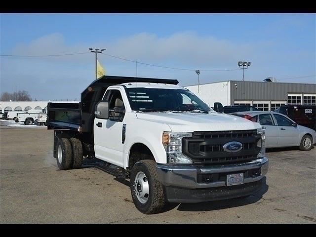 2020 Ford F-350 Regular Cab DRW 4x4, Monroe MTE-Zee Dump Body #AT12603 - photo 9
