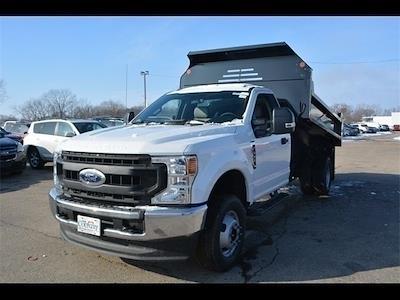 2020 Ford F-350 Regular Cab DRW 4x4, Monroe MTE-Zee Dump Body #AT12603 - photo 26