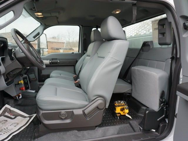 2021 Ford F-750 Super Cab DRW 4x2, Knapheide KMT Crane Body #AT12674 - photo 12