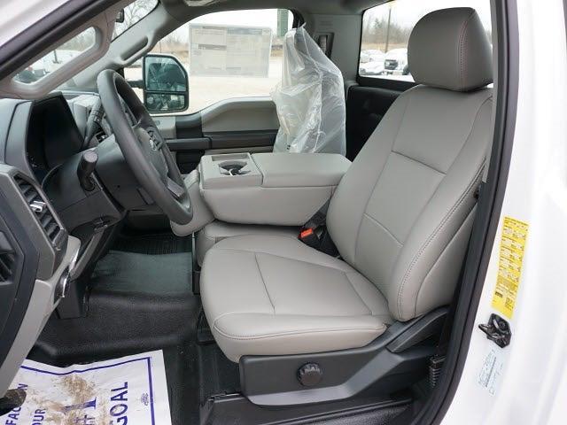 2021 Ford F-350 Regular Cab DRW 4x4, Monroe MSS II Service Body #AT12688 - photo 11