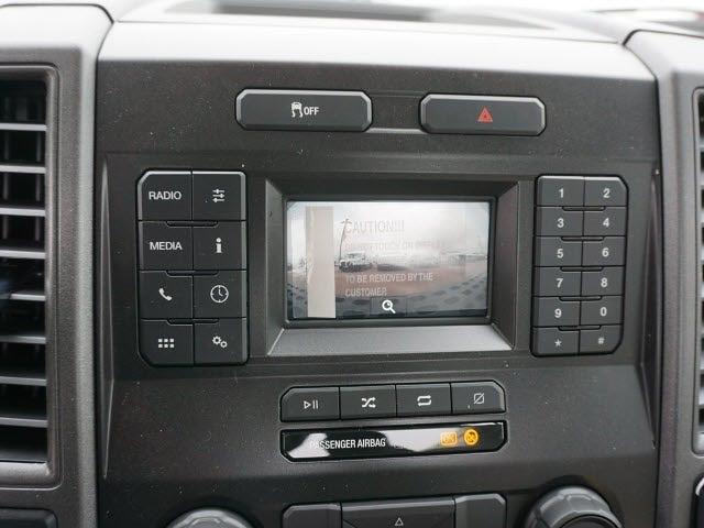 2021 Ford F-350 Regular Cab DRW 4x4, Monroe MSS II Service Body #AT12688 - photo 21