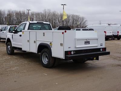 2021 Ford F-350 Regular Cab DRW 4x4, Monroe MSS II Service Body #AT12688 - photo 4