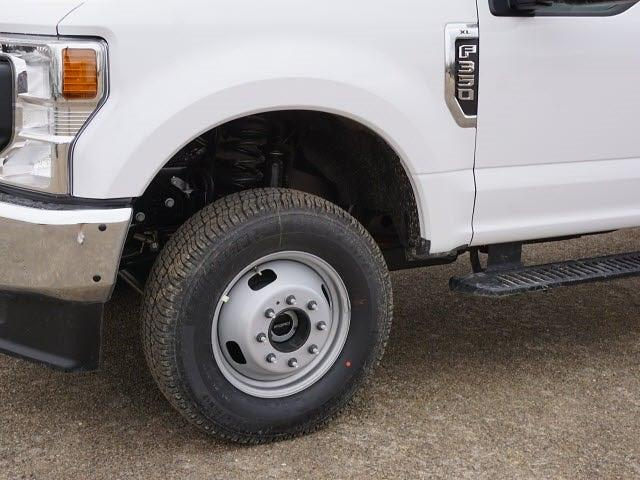 2021 Ford F-350 Regular Cab DRW 4x4, Monroe MTE-Zee Dump Body #AT12789 - photo 8