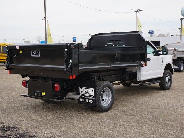 2021 Ford F-350 Regular Cab DRW 4x4, Monroe MTE-Zee Dump Body #AT12789 - photo 3