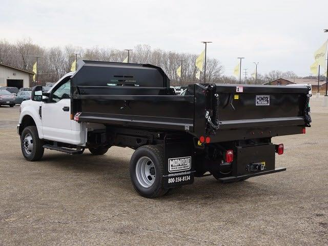 2021 Ford F-350 Regular Cab DRW 4x4, Monroe MTE-Zee Dump Body #AT12789 - photo 4
