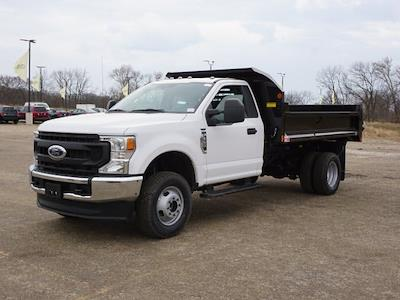 2021 Ford F-350 Regular Cab DRW 4x4, Monroe MTE-Zee Dump Body #AT12789 - photo 7