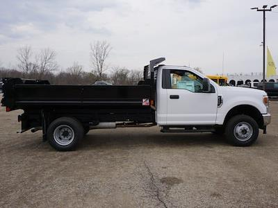 2021 Ford F-350 Regular Cab DRW 4x4, Monroe MTE-Zee Dump Body #AT12789 - photo 2