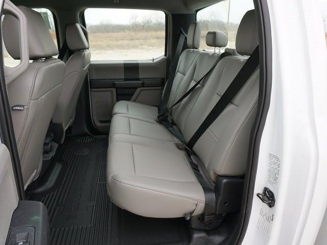 2021 Ford F-450 Crew Cab DRW 4x4, Knapheide Steel Service Body #AT12837 - photo 19