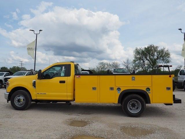 2021 F-350 Regular Cab DRW 4x2,  Monroe Truck Equipment MSS II Service Body #AT12910 - photo 5