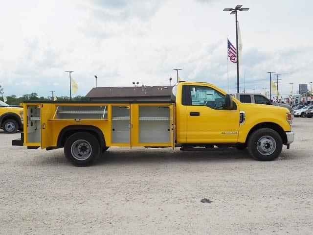 2021 F-350 Regular Cab DRW 4x2,  Monroe Truck Equipment MSS II Service Body #AT12910 - photo 3