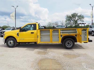 2021 F-350 Regular Cab DRW 4x2,  Monroe Truck Equipment MSS II Service Body #AT12910 - photo 6