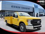 2021 F-350 Regular Cab DRW 4x2,  Monroe Truck Equipment MSS II Service Body #AT12910 - photo 1