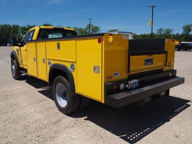 2021 F-450 Regular Cab DRW 4x4,  Monroe Truck Equipment MSS II Service Body #AT12911 - photo 6