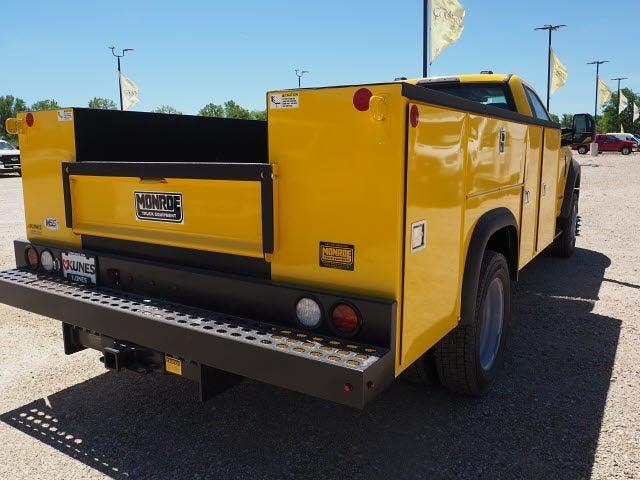 2021 F-450 Regular Cab DRW 4x4,  Monroe Truck Equipment MSS II Service Body #AT12911 - photo 2