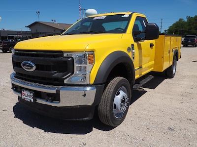 2021 F-450 Regular Cab DRW 4x4,  Monroe Truck Equipment MSS II Service Body #AT12911 - photo 8
