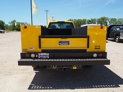 2021 F-450 Regular Cab DRW 4x4,  Monroe Truck Equipment MSS II Service Body #AT12911 - photo 12