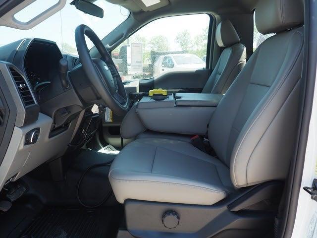 2020 F-550 Regular Cab DRW 4x4,  Parkhurst Manufacturing Dump Bodies Dump Body #AT12976 - photo 10