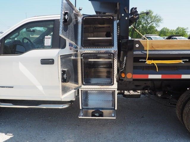 2020 F-550 Regular Cab DRW 4x4,  Parkhurst Manufacturing Dump Bodies Dump Body #AT12976 - photo 5