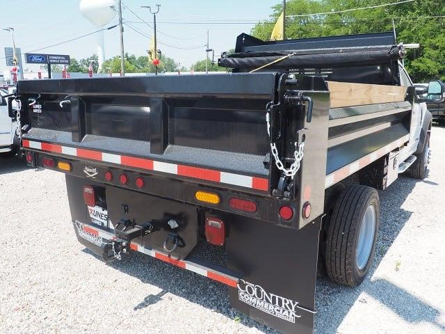 2020 F-550 Regular Cab DRW 4x4,  Parkhurst Manufacturing Dump Bodies Dump Body #AT12977 - photo 2