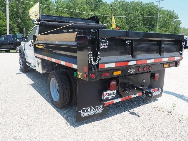 2020 F-550 Regular Cab DRW 4x4,  Parkhurst Manufacturing Dump Bodies Dump Body #AT12977 - photo 16