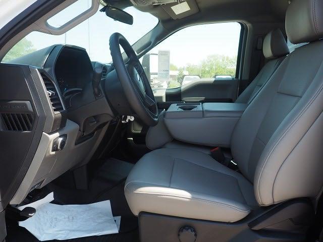 2021 F-600 Regular Cab DRW 4x4,  Parkhurst Manufacturing Dump Bodies Dump Body #AT12979 - photo 8