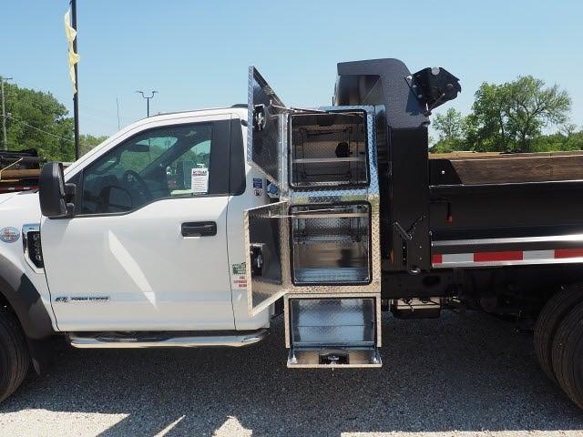 2021 F-450 Regular Cab DRW 4x4,  Dump Body #AT12980 - photo 7