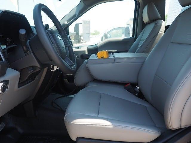 2021 F-450 Regular Cab DRW 4x4,  Dump Body #AT12980 - photo 9