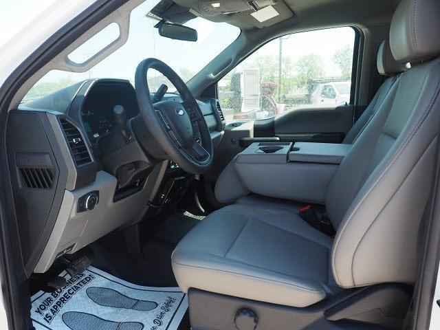 2020 F-550 Regular Cab DRW 4x4,  Parkhurst Manufacturing Dump Bodies Dump Body #AT12982 - photo 15