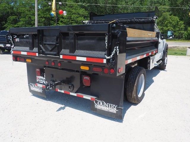 2020 F-550 Regular Cab DRW 4x4,  Parkhurst Manufacturing Dump Bodies Dump Body #AT12982 - photo 2