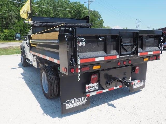 2020 F-550 Regular Cab DRW 4x4,  Parkhurst Manufacturing Dump Bodies Dump Body #AT12982 - photo 16