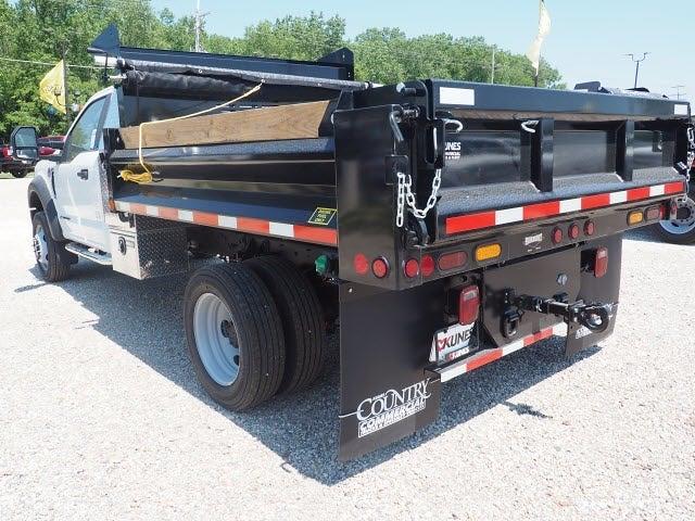 2020 F-550 Regular Cab DRW 4x4,  Parkhurst Manufacturing Dump Bodies Dump Body #AT12983 - photo 17