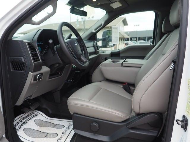 2020 F-550 Regular Cab DRW 4x4,  Indiana Upfitters Dump Body #AT12995 - photo 9